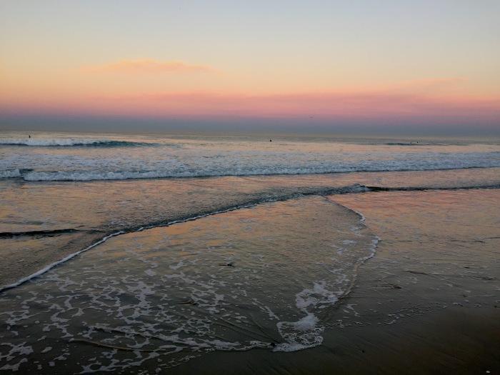 2.10.16 Pacific Beach San Diego Sunrise