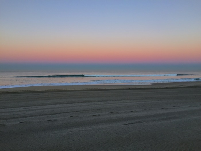 2.17.16 Sunrise Pacific Beach, San Diego