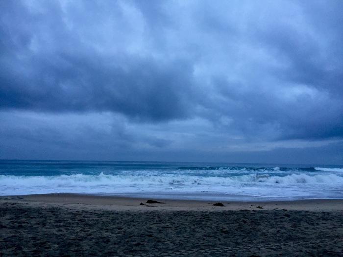2.18.16 Calm Before the Storm San Diego Pacific Beach