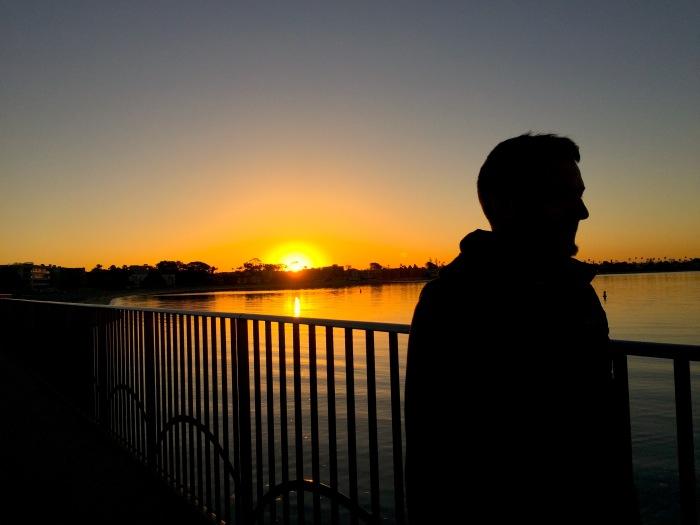 2.25.16 Sunrise in San Diego