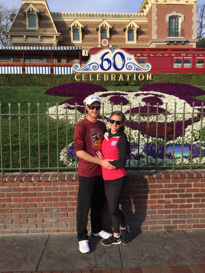60th Celebration - Disneyland