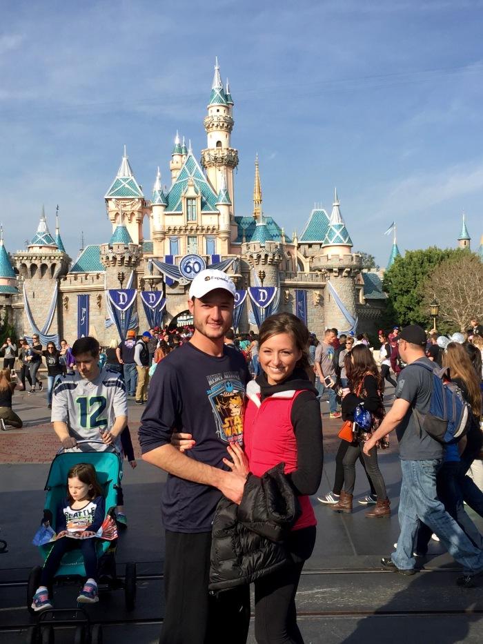 Cinderella's Castle - Disneyland
