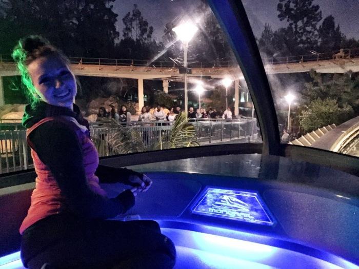 Disneyland Rides