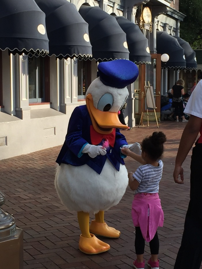 Donald Duck - Disneyland