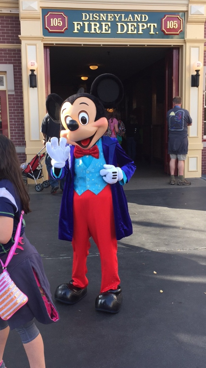 Mickey Mouse - Disneyland