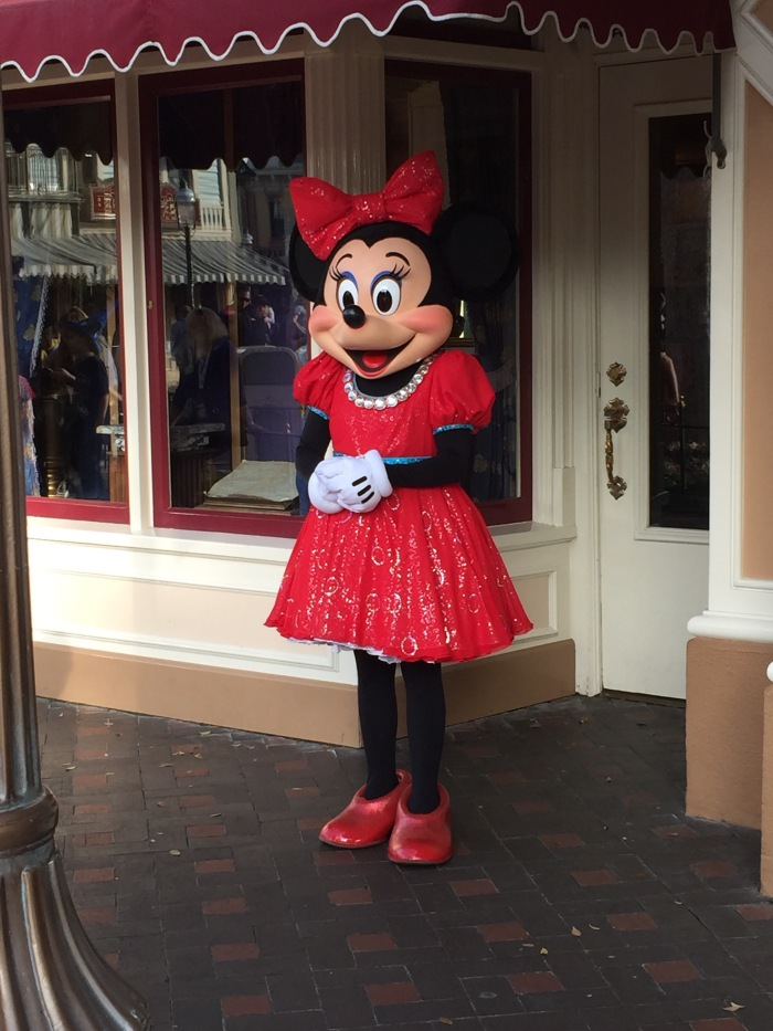 Minnie Mouse - Disneyland