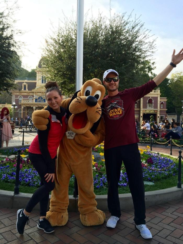 Pluto - Disneyland