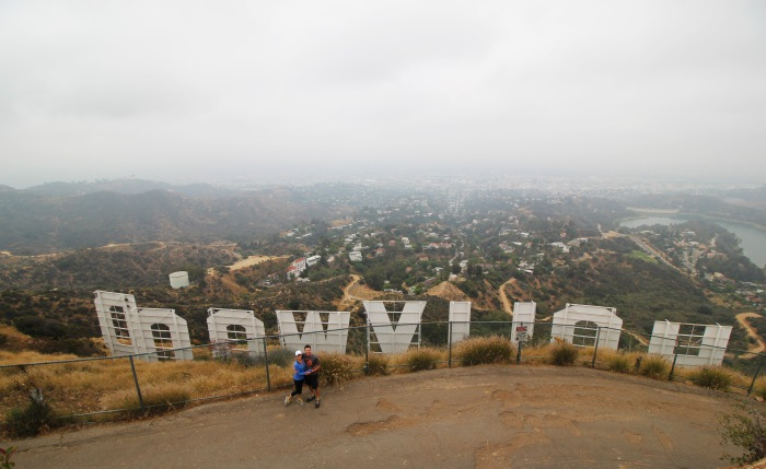 Hollywood Hills May Hike Day Date