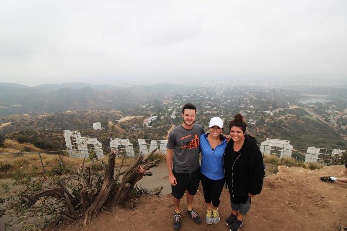 Hollywood Hills May Hike