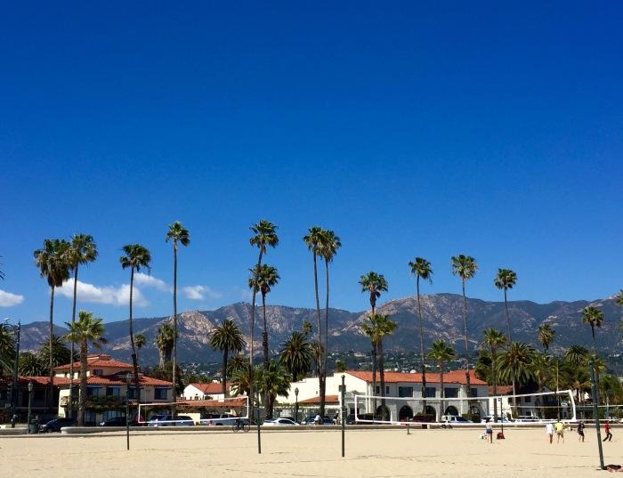 Santa Barbara Spring Time