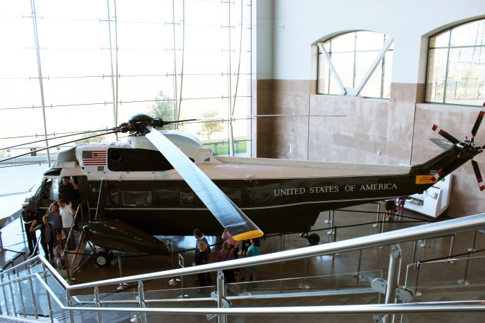 helicopter-at-reagan-presidential-library
