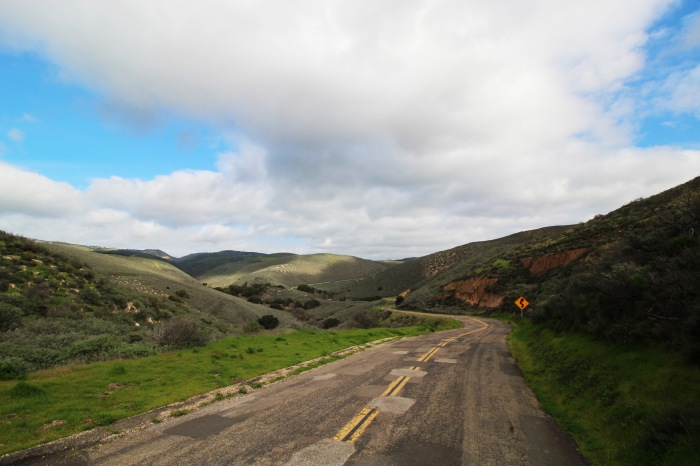 jalama-beach-road