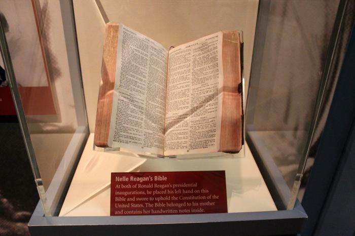 nelle-reagans-bible-reagan-presidential-library