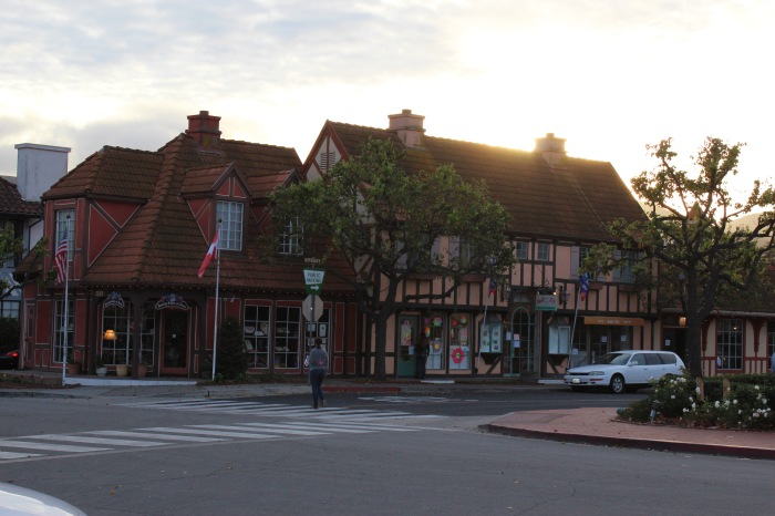 solvang-streets