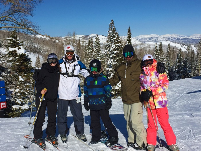 Group in Park City Utah